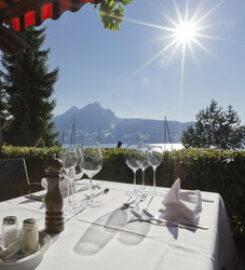 Restaurant Seehotel Baumgarten